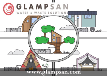 glampsan advert glamping connect