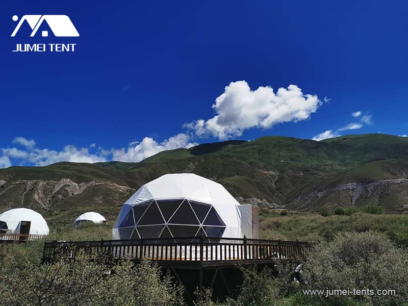 geo-dome-tent-supplier-manufacturer